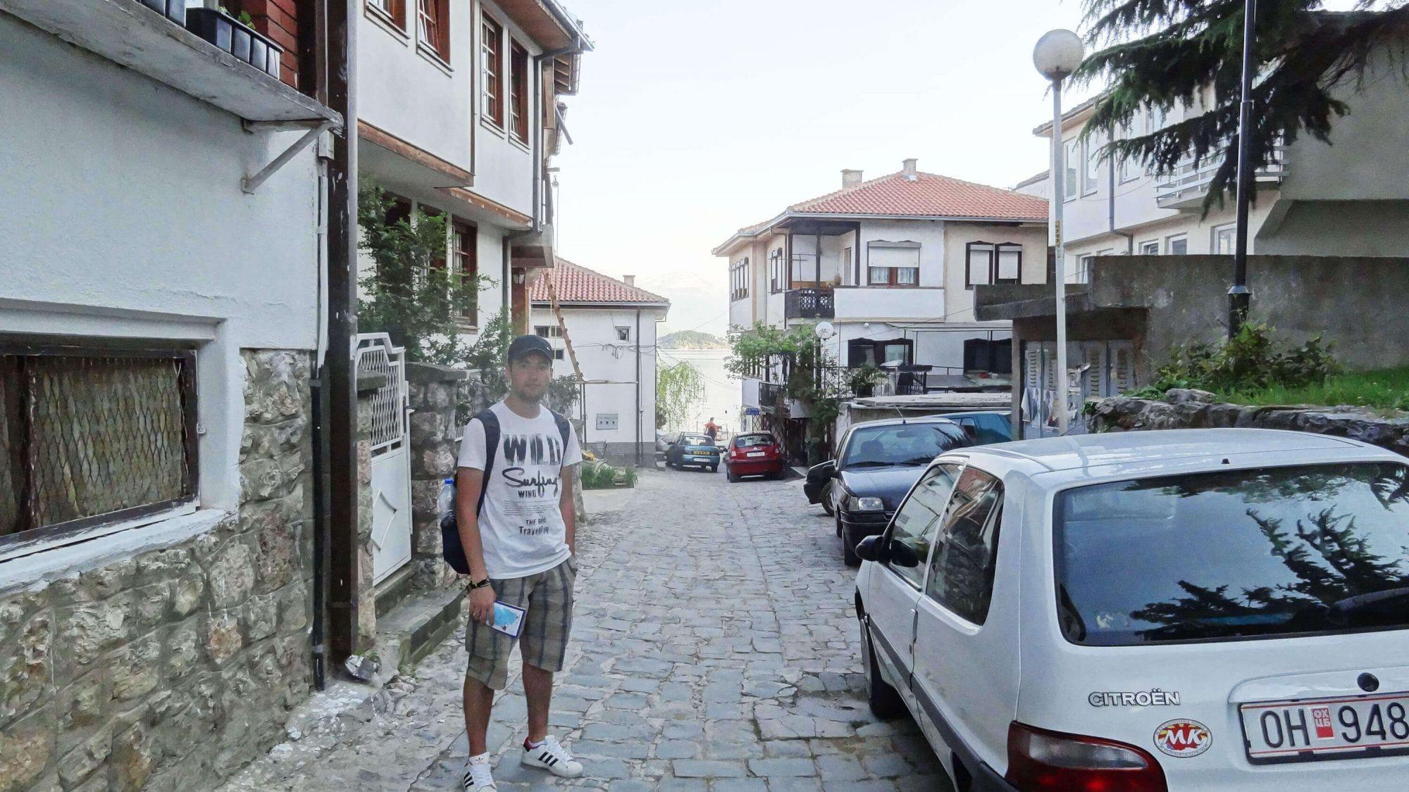 Ohri Gezi Rehberi Makedonya | Ohri Gezi Rehberi Makedonya Ohri Ara Sokaklar