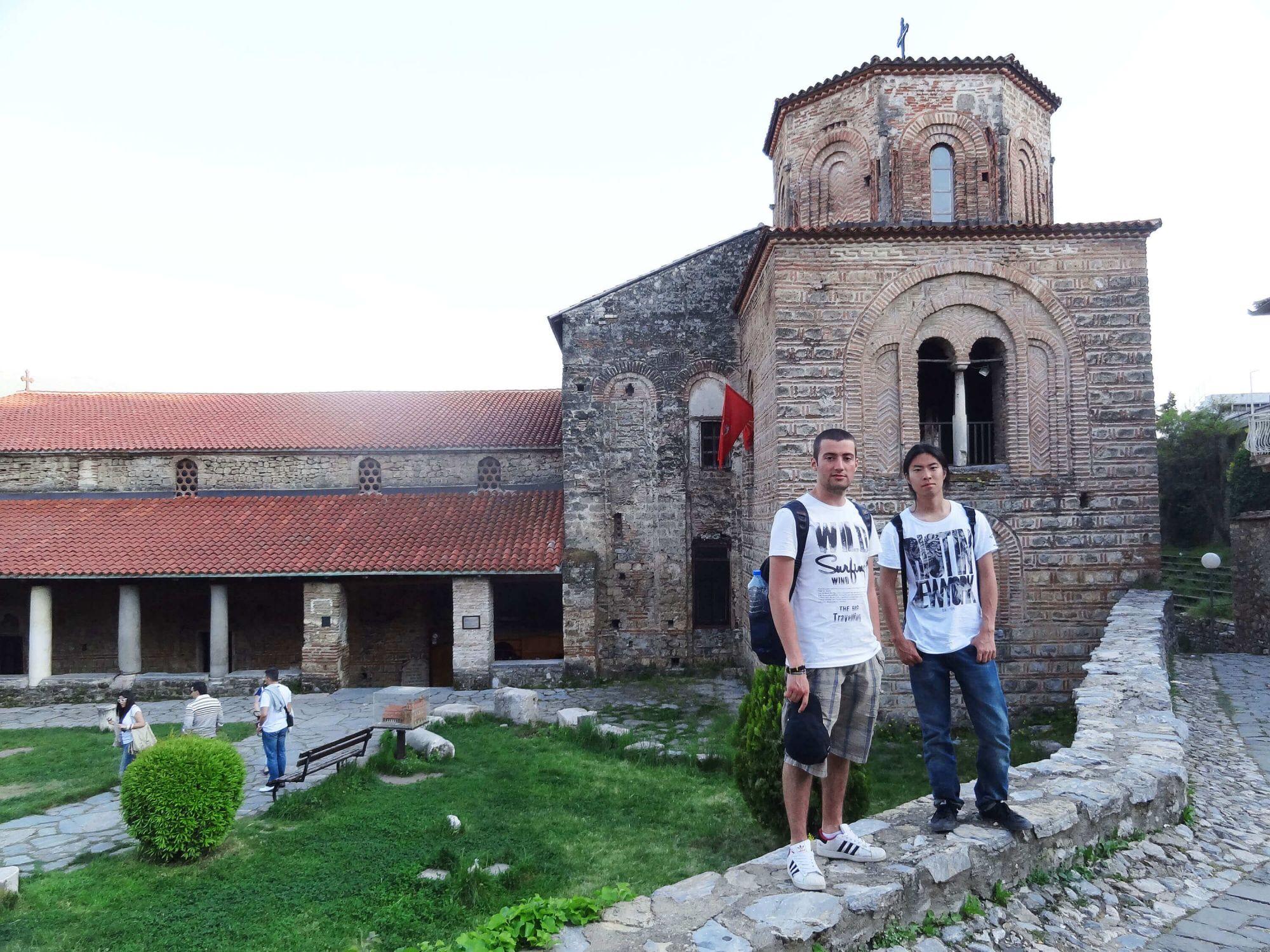Ohri Gezi Rehberi Makedonya | Ohri Gezi Rehberi Makedonya Ohri Aya Sofya