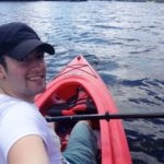 Lake Placid Gölü'nde Kano Gezim