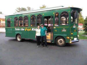 Lake Placid Trolley Servisi