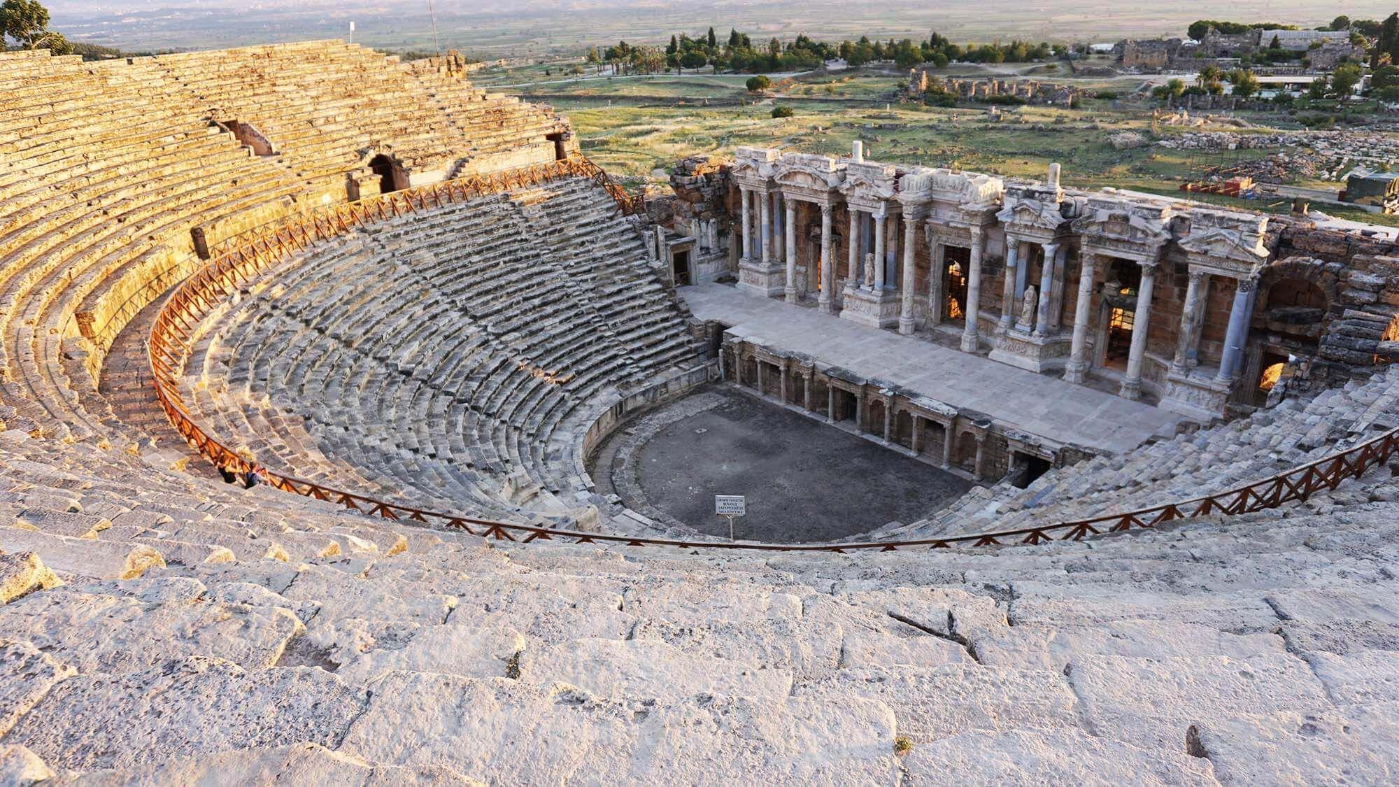 Pamukkale Antik Tiyatrosu