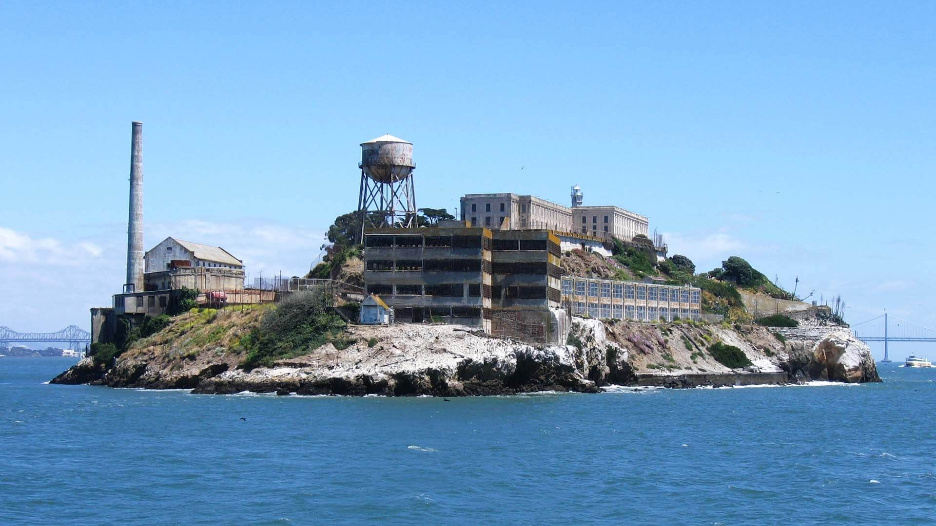 Alcatraz Adası, Kaliforniya, ABD