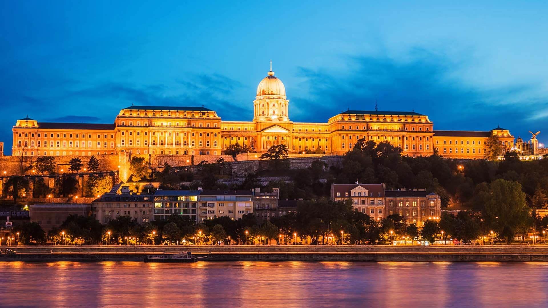 Buda Kalesi, Budapeşte, Macaristan