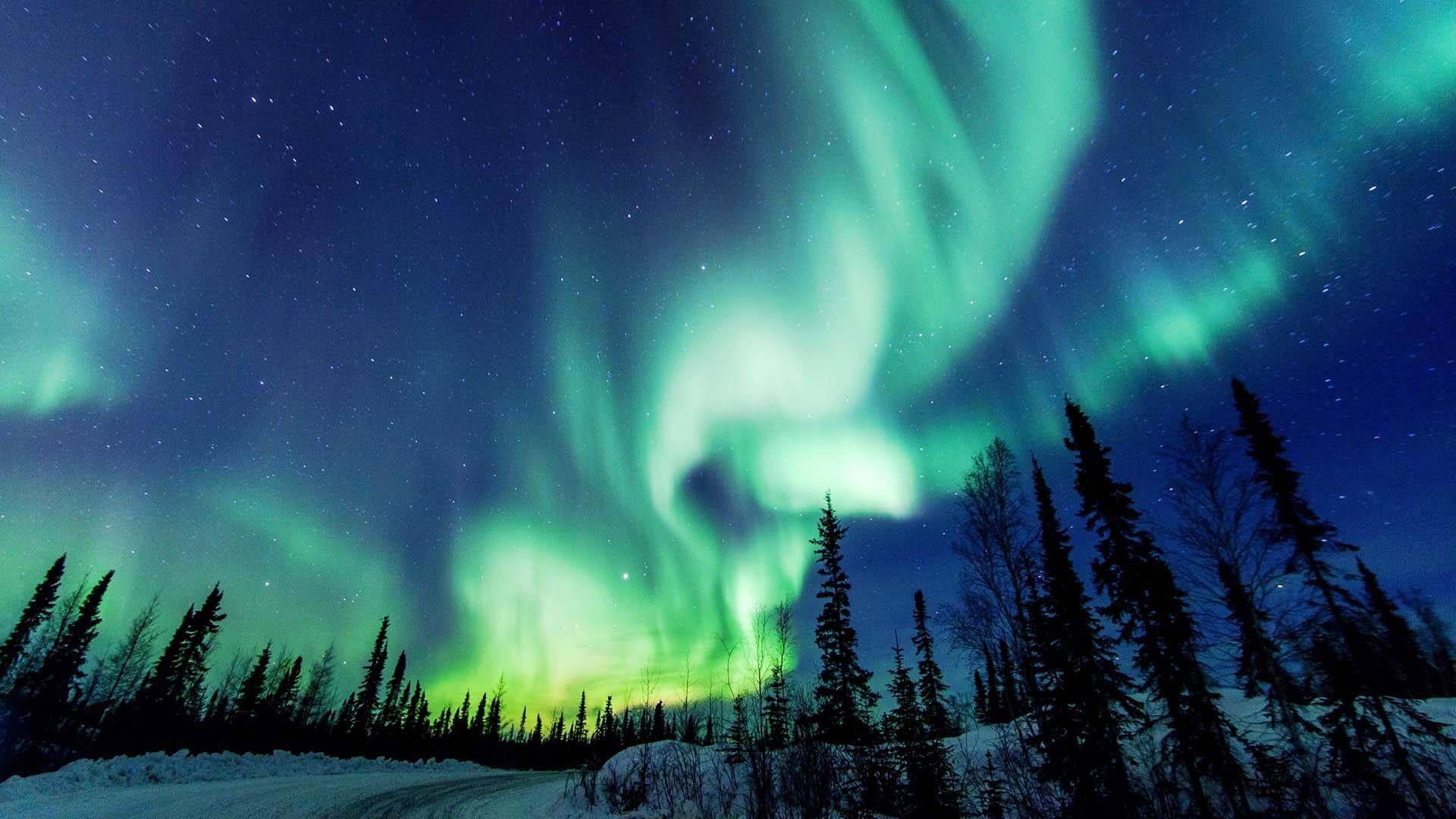 Yellowknife, Kuzeybatı Toprakları, Kanada
