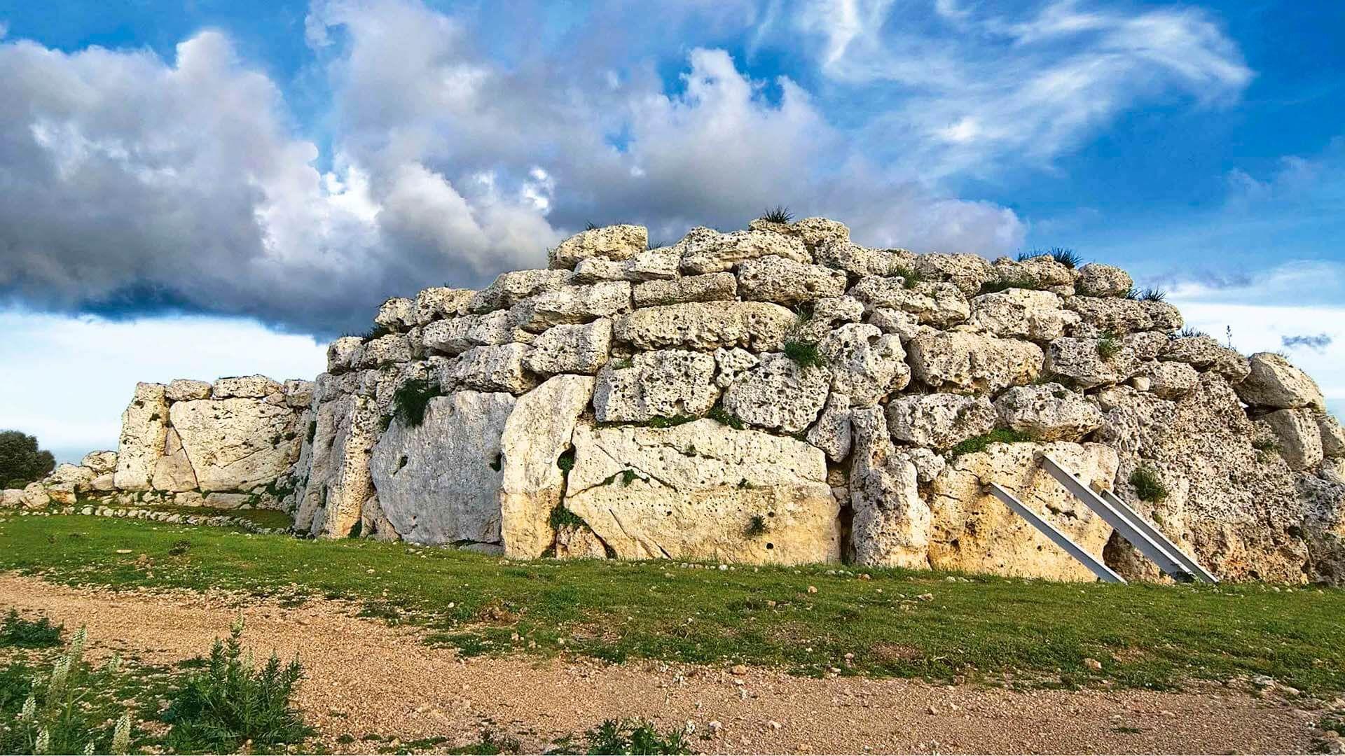 Ġgantija, Malta