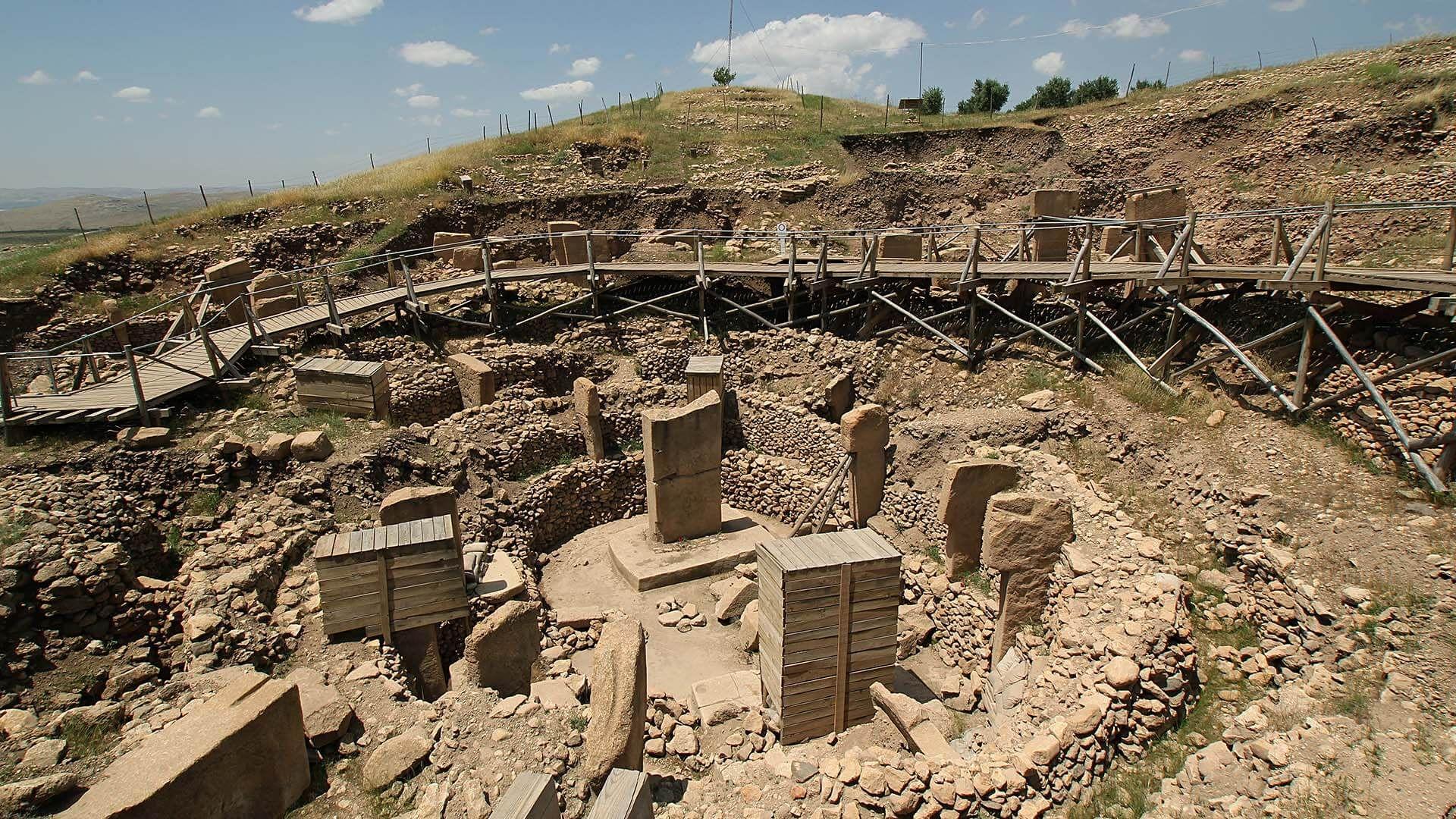 Göbekli Tepe, Türkiye