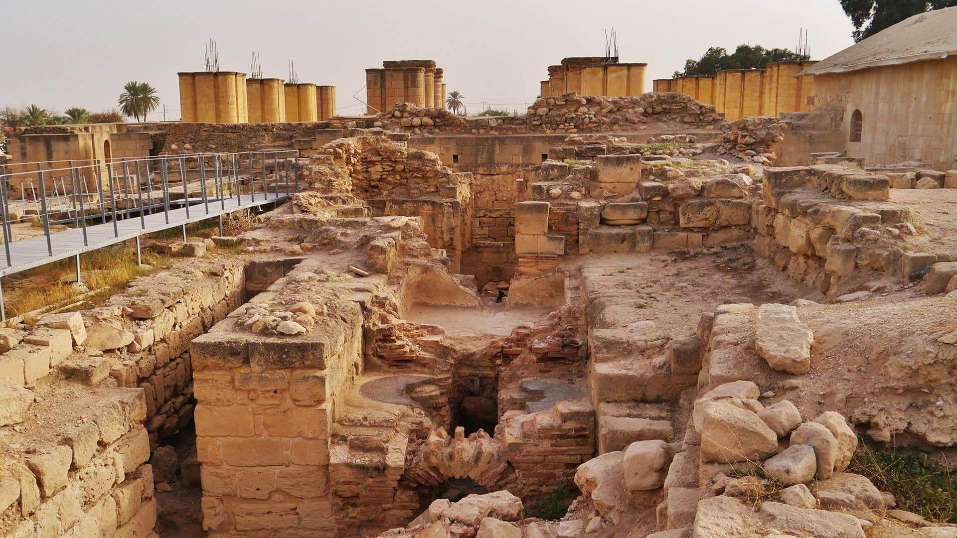Jericho, Filistin