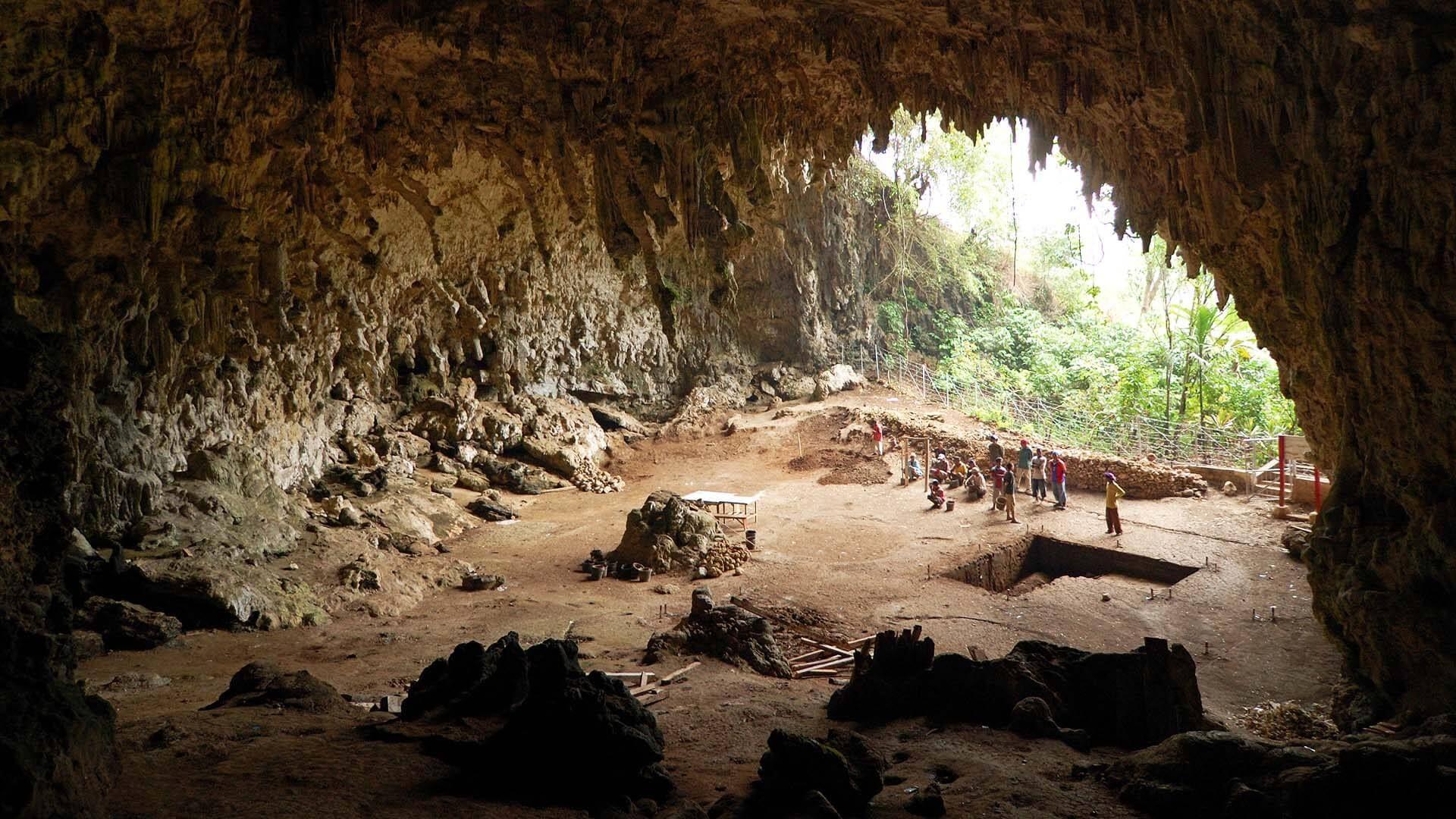 Potok Mağarası, Slovenya