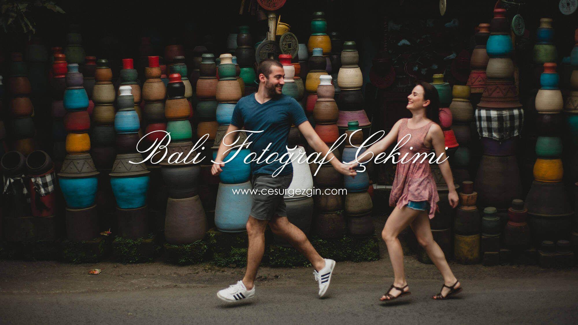 Bali Fotoğraf Çekimi