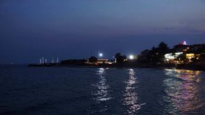 Burgas, Nesebar Deniz Manzarası