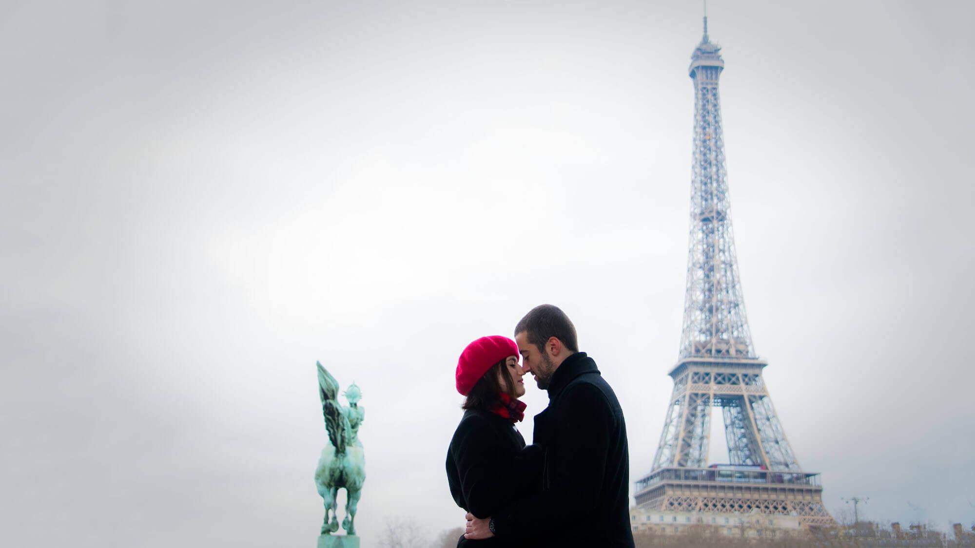 Fransa, Paris Fotoğraf Çekimi