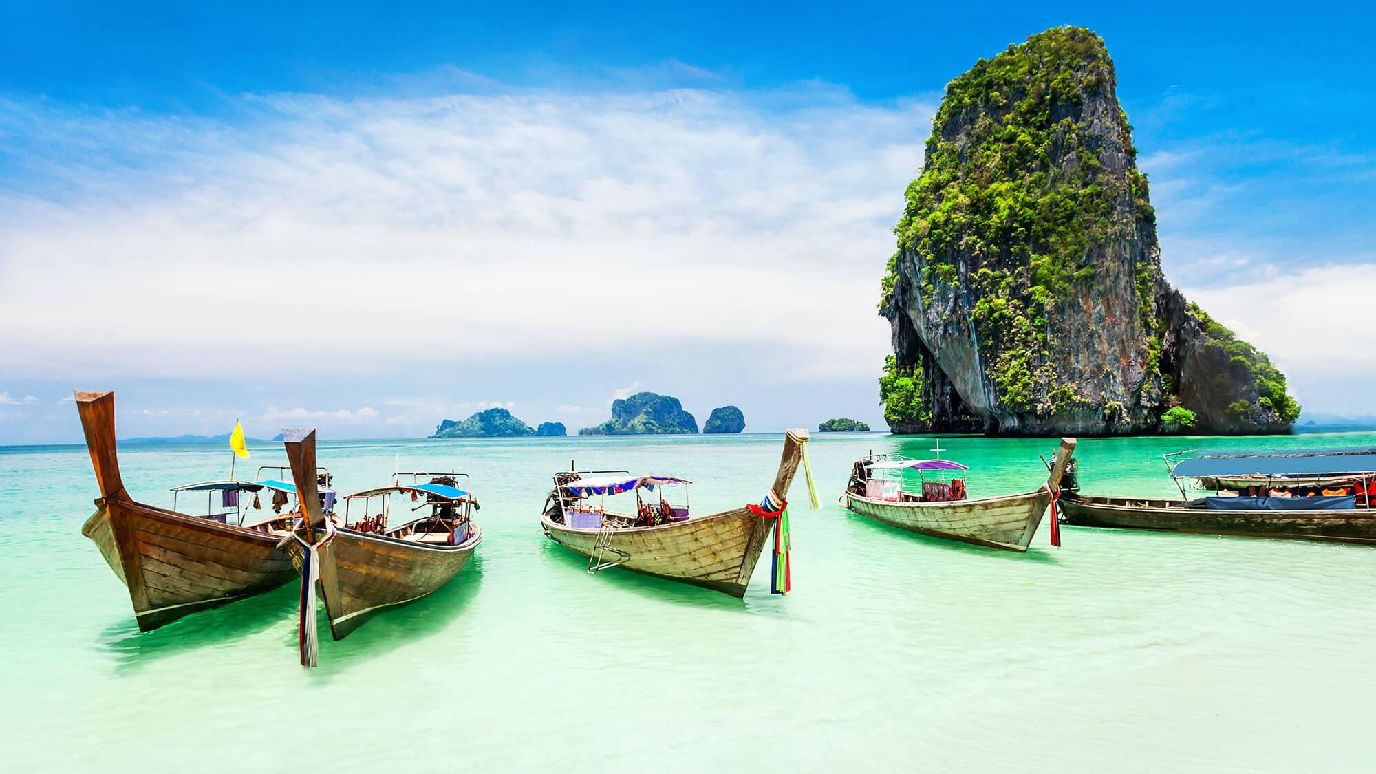 Tayland – Phuket Adası Balayı