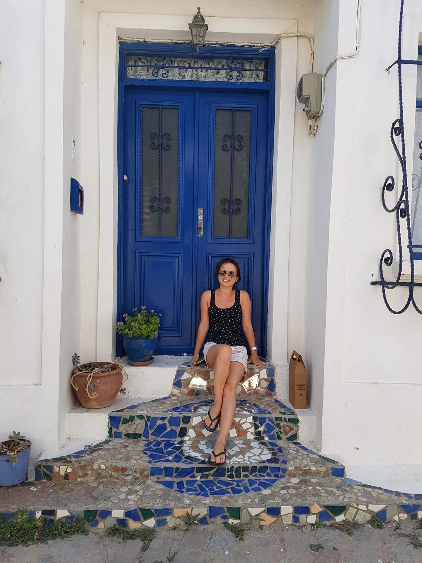 Bozcaada Gezilecek Yerler Sokaklar