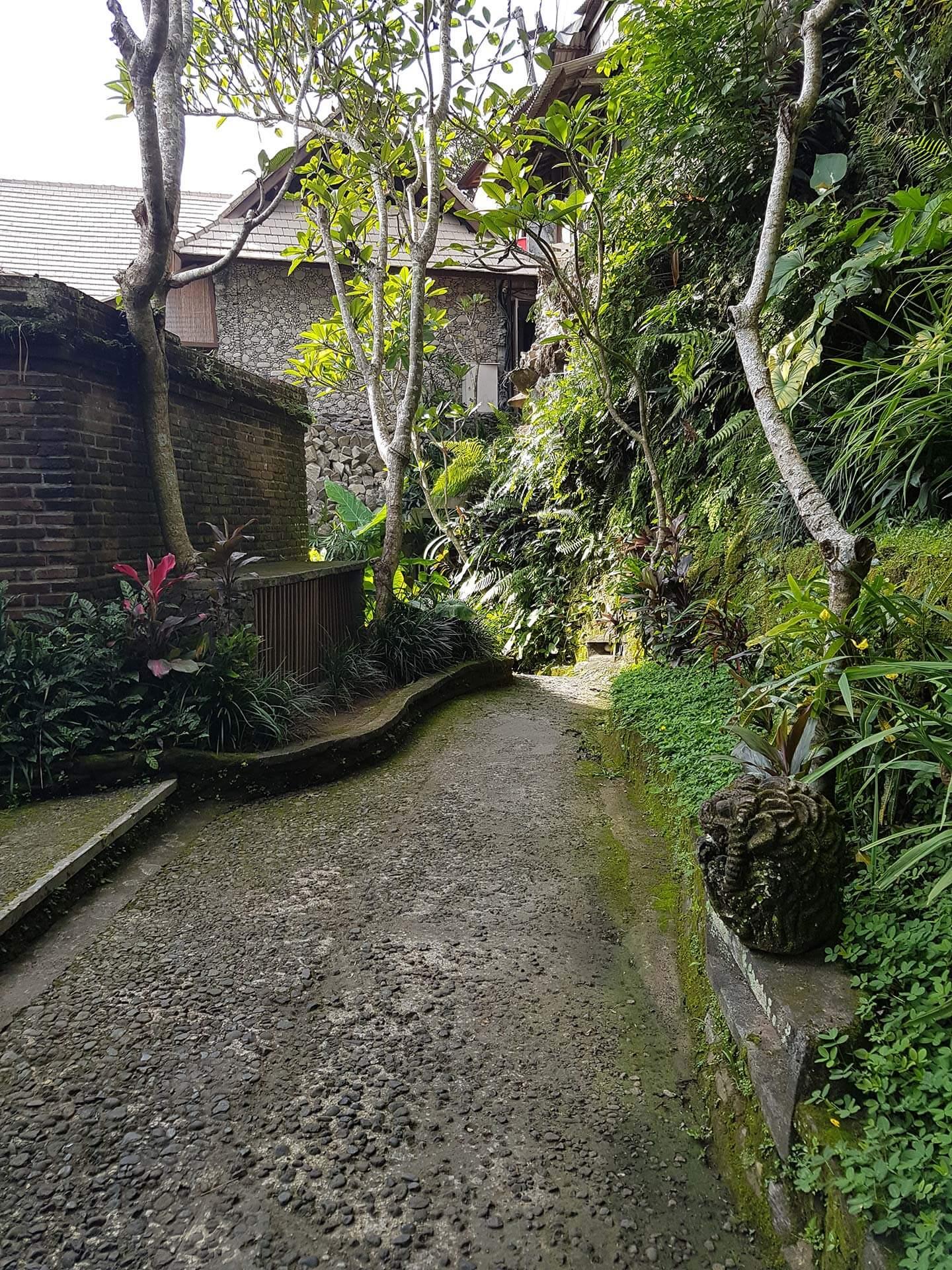 Tjampuan Spa Hotel Bali Oteli